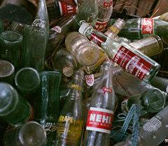Бутылки газировок. Архивное фото