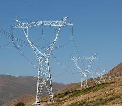 Электростанции Датка-Кэмин. Архивное фото