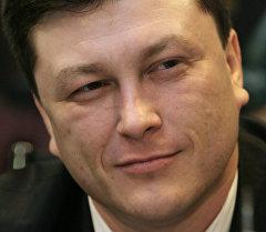 Beeline компаниясынын башкы директору Олег Клочко. Архив