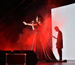 Звездный парад музыкального фестиваля Мейкин Азия