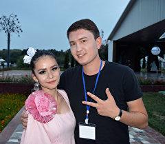 Мейкин Азиянын Казакстандан келген катышуучусу Ринат Темиржанов.