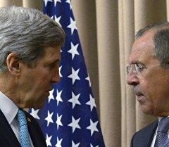 Лавров жана Керри келерки жумада Сирия көйгөйүн талкуулашат