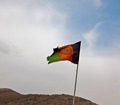 Афганистандын желеги. Архив