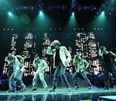 Кадр из документального фильма режиссера Кенни Ортега Майкл Джексон: Вот и все (This Is It). Фото предоставлено Sony Pictures Releasing CIS.
