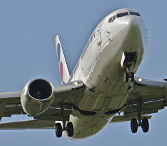 Boeing 737 учагы. Архив