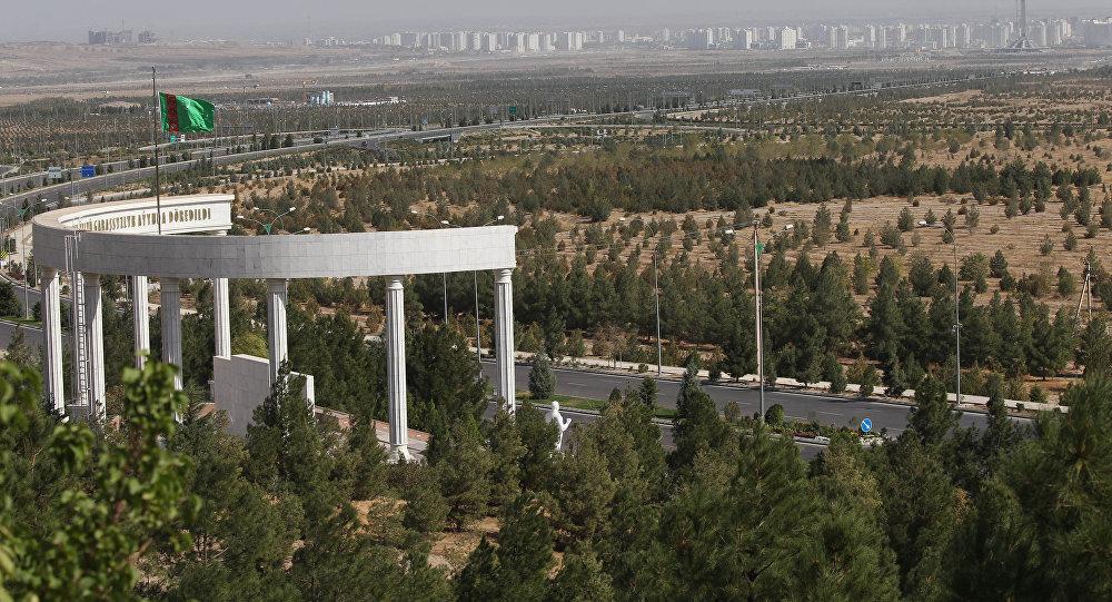 Ашхабад шаары, архивдик сүрөт