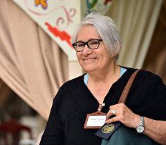 Арт-менеджер международного фестиваля Оймо Кристина Мартинс. Архивное фото
