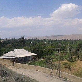 Село Кок-Таш. Архивное фото
