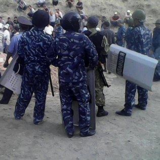 Конфликты в селе Кок-Таш