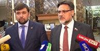 Снова Украина дала стоп - полпред ЛНР о соглашении по отводу вооружения