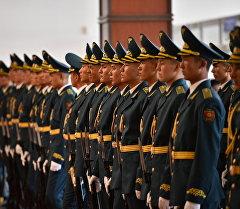 Президент Туркменистана прибыл в Кыргызстан