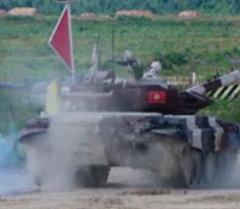 Башкы штаб: Кыргызстандык танкачылар мелдеште жарым финалга чыгышы мүм