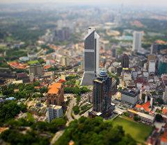 Куала-Лумпур шаары, Малайзия, архив