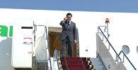 Бердымухамедов на прощание махал рукой, прощаясь с Атамбаевым