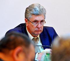 Вице-премьер-министр Валерий Диль. Архив