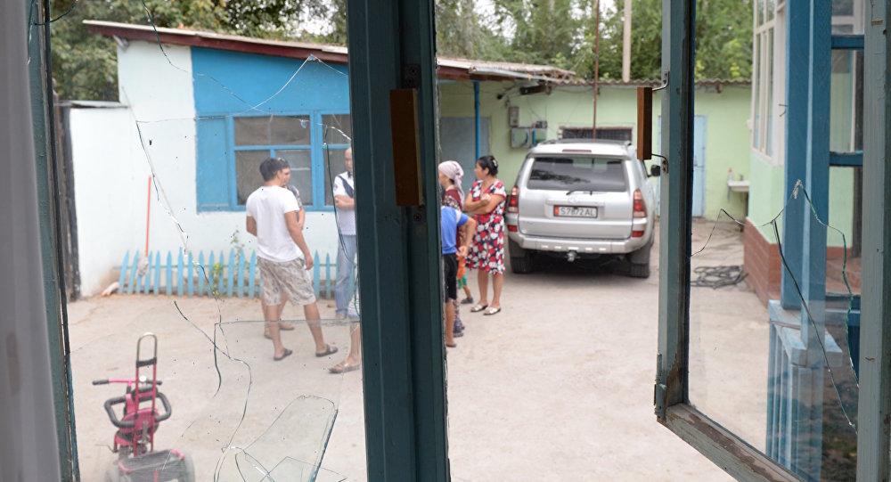 Инцидент в селе Полтавка