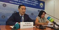 LIVE: брифинг по поводу трудовых мигрантов в рамках ЕАЭС