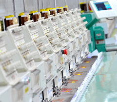 Швейные машины. Архивное фото