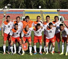 Бишкекский футбольный клуб Алга. Архивное фото