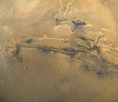 Марс планетасы. Архив
