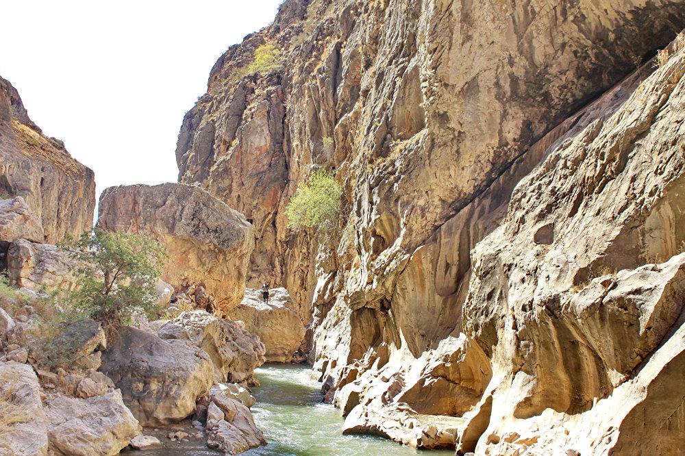 Тайны пещер Туя–Моюна