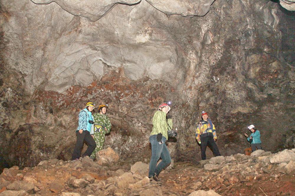 Тайны пещер Туя-Моюна
