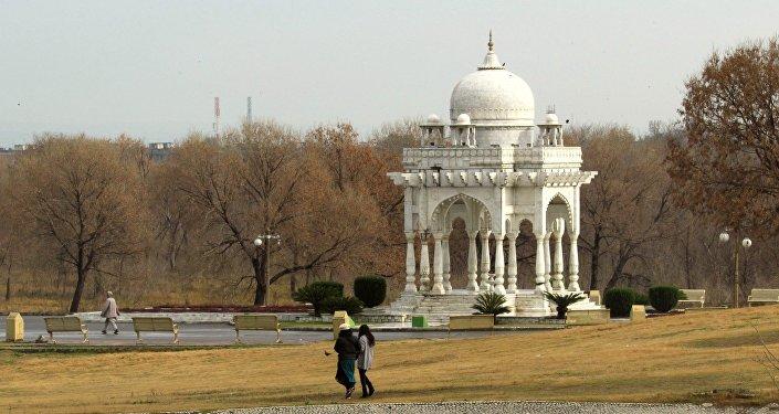 Исламабад шаары. Архив