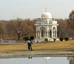 Исламабад шаарынын жашоочулары. Архив