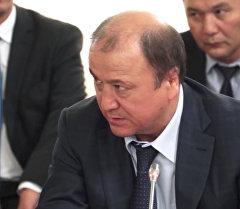 Мелис Турганбаев Өрүктү чатагы боюнча өзү айтып берди