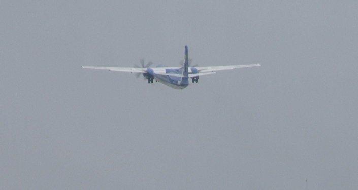 Cамолет ATR-42. Архивное фото