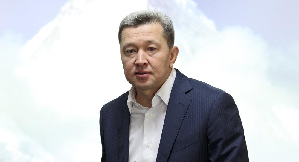 Бакчиев Жаныбек Абдукапарович
