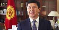 В начале июля аппарат президента Кыргызстана принял эстафету Sputnik, посвященную юбилею Алыкула Осмонова, от сотрудников 5 канала.