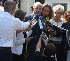 Пытаемся найти решение – Меймаракис о ситуации в Греции после отставки Ципраса