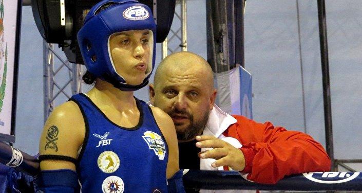 Антонина Шевченко и Павел Федотов. Архивное фото