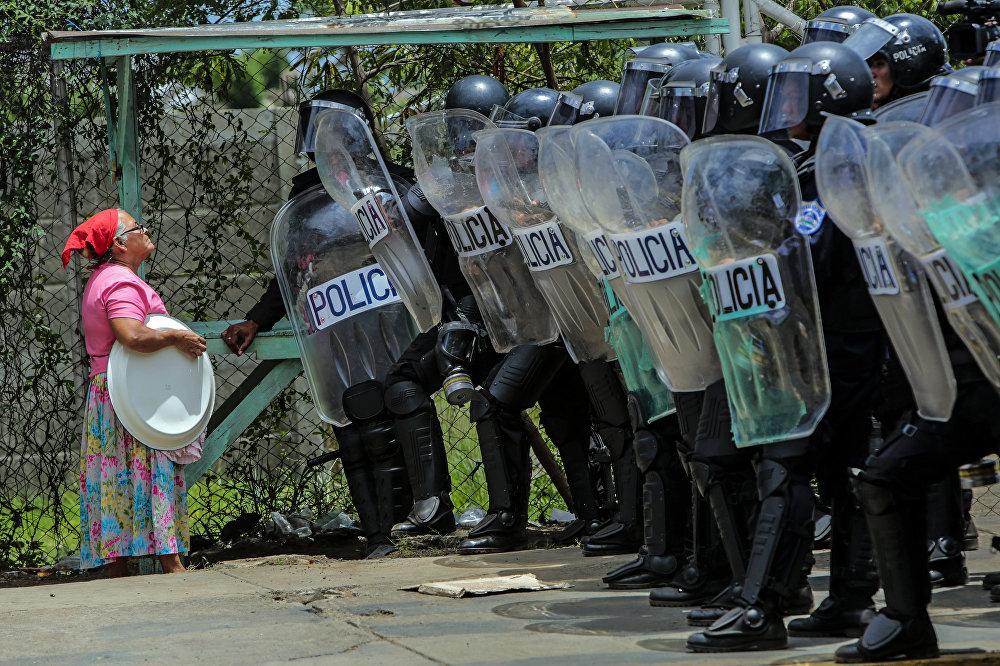Никарагуанын тургундары шайлоо системасын реформалоону талап кылып жүрүшкө чыкты. Алар келерки жылы боло турчу президенттик шайлоо алдында шайлоо мыйзамдарына өзгөртүү киргизүүнү талап кылышты. Себеби, учурдагы президент Даниэль Ортега үчүнчү жолу президент болууга бел байлап жатат