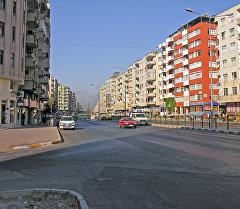 Одна из улиц города Анталья, Турция