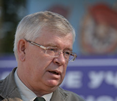 ЖККУнун башкы катчысынын орун басары Валерий Семериков. Архив