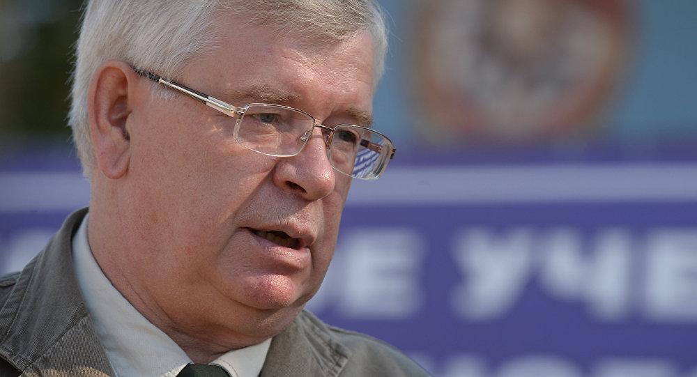 Заместитель генерального секретаря ОДКБ, генерал-полковник Валерий Семериков. Архивное фото