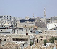 Алеппо шаары. Архив