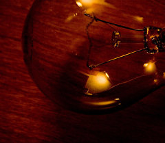 Световая лампочка. Архивное фото