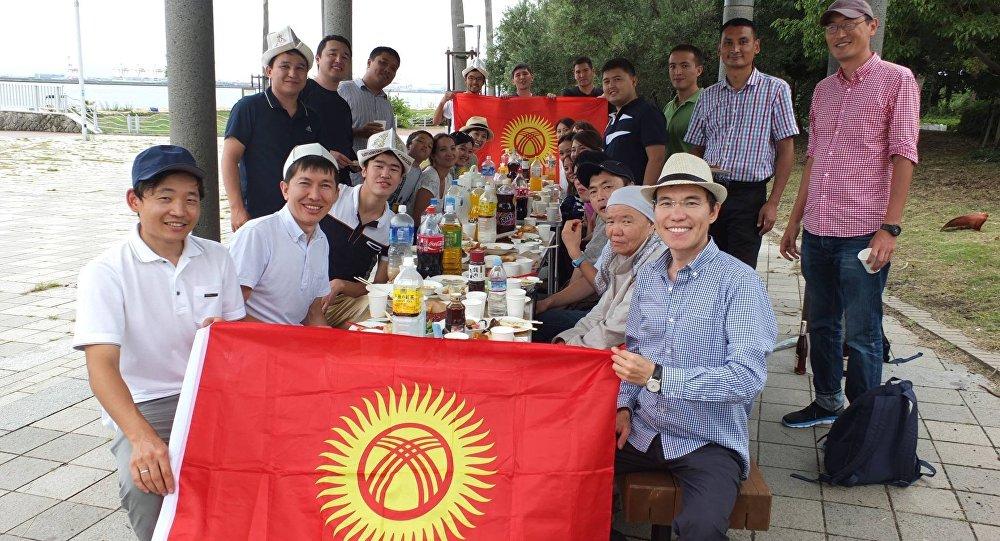 Кыргызстанцы в Японии одни из первых стали отмечать День независимости