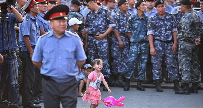Кыргызстан отпраздновал 24-ю годовщину обретения суверенитета.