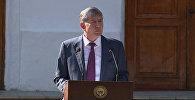 Атамбаев: есть немало политиков готовых пожертвовать Кыргызстаном