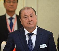 Руководитель Госслужбы исполнения наказаний КР, бывший глава МВД Мелис Турганбаев. Архивное фото
