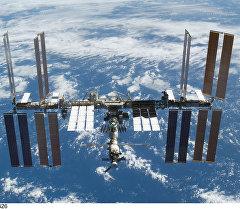 Эл аралык космос станциясы. Архив