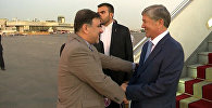 Кызыл килем. Ардак кароол, түнкү Тегеран. Атамбаевдин Иранга келиши