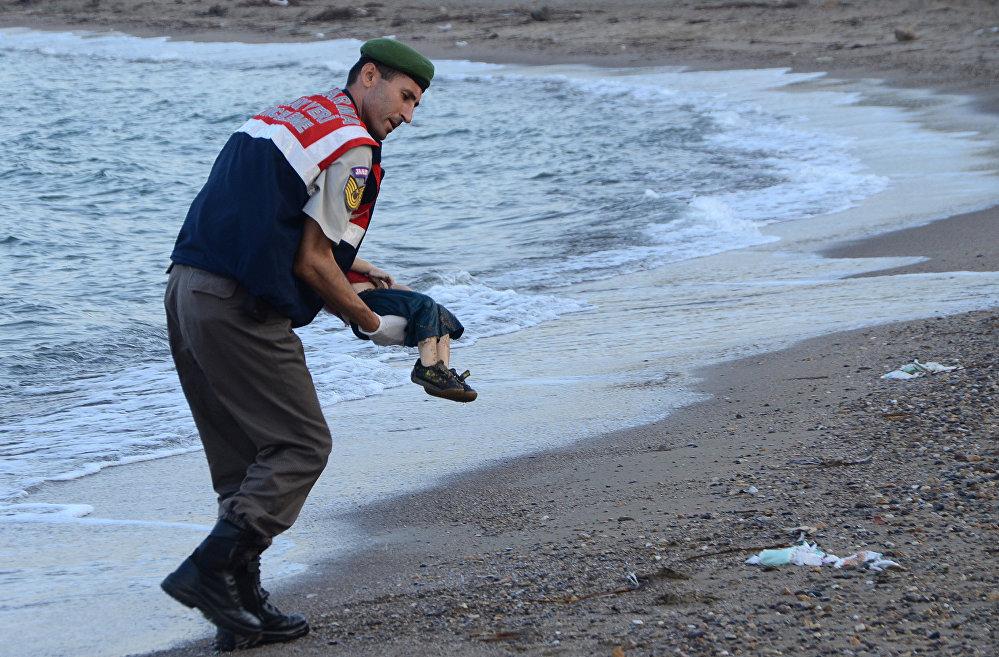 Проблема миграции в Европе