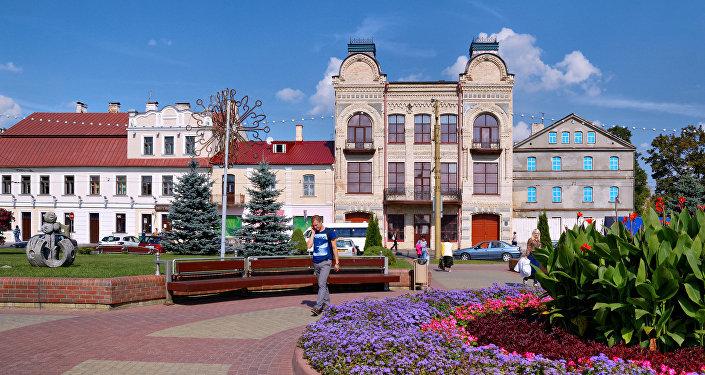 Гродно шаары, Белорусия. Архив