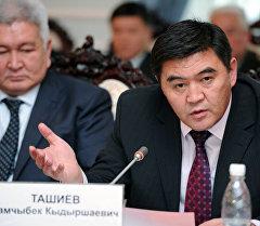 Бывший депутат Камчыбек Ташиев. Архивное фото