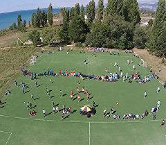 Футбол, теннис жана КМШ мамлекеттеринен келген меймандар — Ысык-Көл жэ